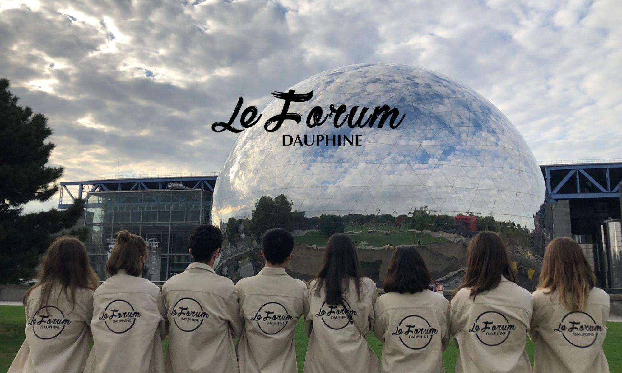 Le Forum Dauphine